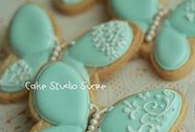 Baking - Iced Biscuits / Beautiful biscuit designs