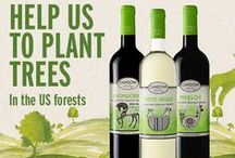Help us Plant Trees in the US Forest / Candoni is teaming up with the Arbor Day Foundation to donate to the Foundation's Replanting Project. This project aims to replant trees in our national forests, which are in urgent need of more trees due to recent devastating forest fires. HOW CAN YOU HELP? Every bottle of Candoni Organic Wine sold we donate  to the Arbor day foundation!  Help us beautify our  planet!