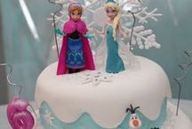 Celebrations - Frozen birthday party ideas