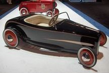Pedal cars, bicycles & scale models / toys