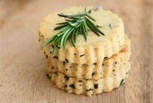 Baking - Savoury Biscuits