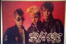 Stray Cats / Rock-a-billy