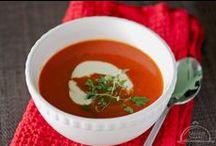 Zupy / Najlepsze i najsmaczniejsze zupy, przepisy, porady, zdjęcia. Na pierwsze danie, na lunch, na poniedziałkową handrę