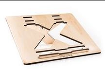 Ergo.Space / lightweight, #portable, #wooden #stand_for_macbook and #laptop