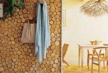 Bútoros.com - Padlók és falak / A legnagyobb felületek sokszor észrevétlenek, de legalábbis nem kapnak akkora figyelmet, mint a bútorok - pedig alapjaiban határozzák meg az otthon hangulatát. Érdekes, egyedi, harmonikus, különleges ötleteket gyűjtöttünk - hogy ne csak fehér falakban és laminált padlóban gondolkozz! ;-)
