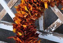 • autumn leaves