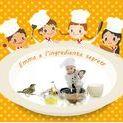 Cucina giocattolo in legno / La cucina giocattolo in legno è un gioco di ruolo, per bambini a partire dai due anni in su. Un gioco molto utile, attraverso l'attività ludica e l'imitazione dei gesti degli adulti, i bimbi sviluppano la creatività.
