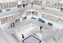 Libraries / Cultural center