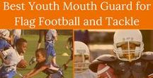 Best Youth Mouth Guard for Flag Football and Tackle / Does your kid play flag football or tackle? Then they need protective gear, including a mouth guard. To help you find the best youth mouth guard, we made a list of the best models available, also covering the one we think every parent should avoid. Finally, because we want you to be completely sure that the mouth guard you buy fits your child's needs perfectly, we have included a buyer's guide.