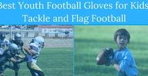 Best Youth Football Gloves for Kids: Tackle and Flag Football / When it comes to football, it can be a game of direct contact for older children or non-contact as in flag football for young children. The purpose of gloves for each variation of the sport is pretty much the same, to give players the added confidence they need to catch the ball without the worry of dropping it and provide the necessary grip to hold on to the ball, make the tackle or flag pull.