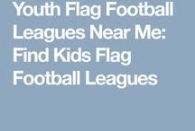 Youth Flag Football Leagues Near Me / Our team at GotFlagFootball.com realized that it isn't always obvious where the flag football leagues for kids are in your local area. Ultimately, whether you're searching for the best indoor or outdoor little league flag football leagues, kids tournaments, or even pickup games, in your state this fall, winter, spring or summer season, we've listed the top options for boys and girls from beginner to experienced flag football players, up-to-date for 2018, across all 50 states.