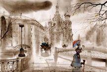 ⊹ Watercolor ⊹