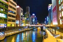 Osaka - Minami,Dotonbori