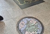 Osaka - Man Hole / Osaka'n Art Manhole.