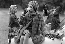 ~ Vintage FuR CouTuRe ~ / •  CLICK TO SEE MORE → http://impressionifotografiche.blogspot.it/