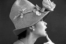 ~ vIntAgE  Hats and Veil ~ / •  CLICK TO SEE MORE → http://impressionifotografiche.blogspot.it/