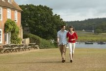 Hampshire Rural Escapes / Explore the beauty of Hampshire, with an escape to one of the county's many rural locations...