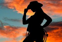 Just a Cowgirl at heart / Wild or Western