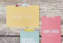crafts | printables.