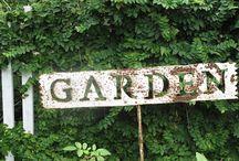 Gardening / Inspirations for my garden