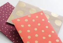 crafts | snail mail.
