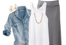 style | maxi dresses.