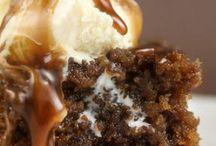 Dessert Recipe Inspirations / by Sylvie Gaudreault
