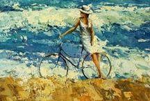 ⊹ Bicycles ⊹ aRT