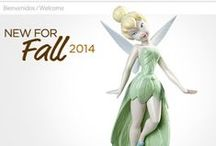 Nao Porcelain 2014 Autumn Collection / The latest figurines by Nao Porcelain for this 2014