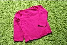 Mes projets tricot / Mes projets tricot que j'ai réalisé visibles sur mon blog
