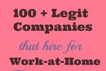 Money Making Ideas. / No more of the 9 to 5 drudge.  You want to earn an income from home.  This board is a collection of work from home ideas.   #workfromhome