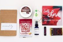 #WellnessTribeBox / Take a peek at some of the wellness essentials we've feature in our monthly boxes #NaturalAlways