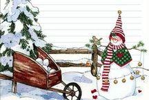 Vánoce....dopis Ježíškovi