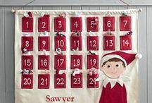 Vánoce....adventní kalendář