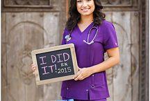 ACC Nurse photo shoot