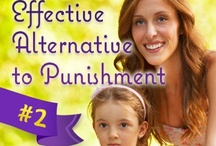 ✌ Alternatives to Punishment  / On Pinterest by popular demand, the Alternatives to Punishment are an 8 series e-course that supports parents in parenting without punishment. Discover how conscious and positive parenting practices can support your child in having high self-esteem, loving themselves and being a happier and more respectful human being. Get it here BusyMomsCommunity.com