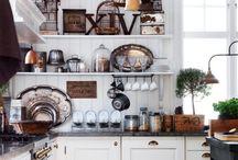 //Kitchen// / by Courtney Burton Overmyer