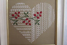 Cross Stitching  / by Sandra B