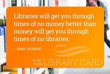 Quotes / by Lynchburg Public Library