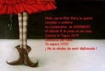 INVITACIONES y Tarjetas / by pilar figueroa