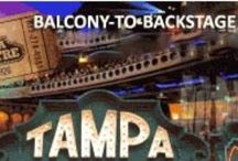 Tampa To Do list / Such a wonderful place.  Who wants to come play with me in our own backyard?