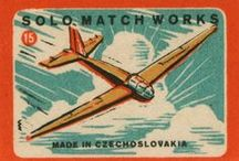 European & Communist Match Box Labels GetMatches.com / Typically affixed to a match box made of wood or cardboard containing wooden match sticks instead of paper match stems found in match booklets