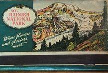 TRAVEL & DESTINATION Matches Vintage / Vintage Travel, Points of Interest and Vaction Destinations advertising Matches