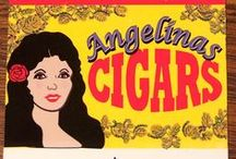 Tobacco, Pipe, Cigar & Retail Tobacconists Matches Vintage  / Vintage matches advertising tobacco, pipes and cigars and Tobacconists
