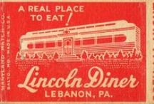 DRIVE-IN, DINER & ROADSIDE ATTRACTIONS Matches Vintage / Vintage DRIVE-IN, DINER & ROADSIDE ATTRACTIONS Matches