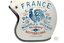 Helmets / Motorcycle