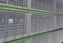 Expanded Metal Mesh Application by KASSO