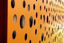 Perforated Metal Application by KASSO / Architecture Facade Perforated Metal