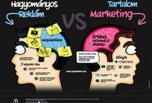 Tartalom marketing / Tartalom marketing mely egyre inkább teret nyer a fiatal marketing diktátorok eszköztárában.