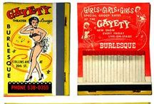 """#BILLBOARD 3"""" Wide #MATCHBOOKS / First created by #UniversalMatchCorp.  in the 1930's #BillboardMatch books contain 40 #matchstems and are roughly 3"""" wide (double the width of the standard 20 stem #matchbook)"""